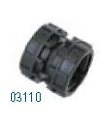 HR03110 HRM 100 DOUBLE SWIVEL COUPLING