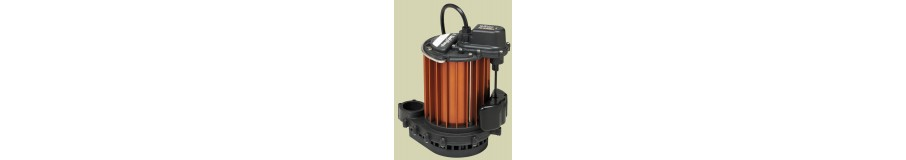 Sump Pumps & Liners