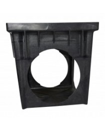 "NDS-2404     24"" 4-OUTLET CATCH BASIN"
