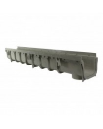 "NDS-710 3"" x 1 METER CHANNEL DRAIN"