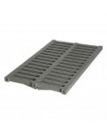 "12"" x 20"" LIGHT TRAFFIC CHANNEL GRATE"