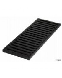 "8"" x 20"" Cast Iron Channel Grate"