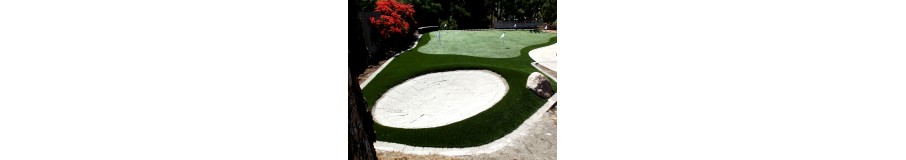 ULTIMATE GRASS - PUTTING GREEN TURF