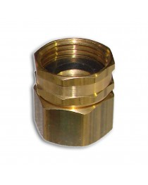 BRASS HOSE SWIVEL FITTING FHTxFIPT