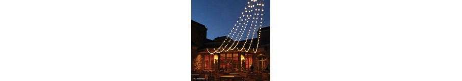 PATIO & EVENT LIGHTING