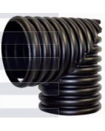 N12-6-N N12 DUAL WALL DRAIN PIPE 6  90° ELBOW  sc 1 st  MPR Supply & N12 DUAL WALL DRAINAGE FITTINGS