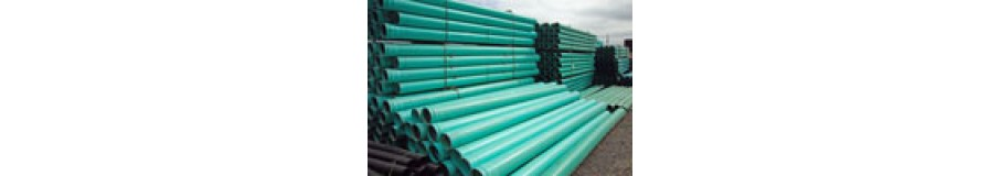 PVC DRAIN PIPE & FITTINGS